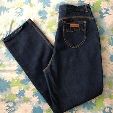 Vintage Mom Jeans High Waist Dark Washed Denim Ps Gitano Tapered Ankle 1980s Xl