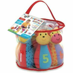 Galt Toys Jungle Pals Skittles toy  12m+  UK Seller