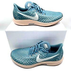 NEW Nike Zoom Pegasus 35 Running Walking Shoes 942855-403 Women's Sz 9