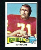 NMT 1975 Topps #174 Ed Budde.
