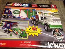 K'NEX 88 Amp Energy Transporter Rig Building Set- NASCAR Dale Jr