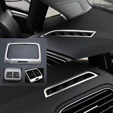 VW Golf 7 Lüftung Deckor Edelstahl  GTI TSI GTD TDI Rline  Abdeckung