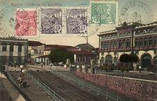 brazil, MANAUS MANAOS, Entrada do Roadway (1922) Stamps