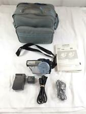 Hitachi Dz-Mv550A Hand Held Dvd Cam 18x 500x Video Camcorder Recorder