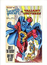 "1995 Valiant,""The Visitor vs the Valiant Universe"",#1-2, U-Pick $3.95 ea,NM,BX39"