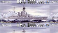 Trumpeter  1/700 HMS Hood 1931 #5741 #05741  *New*sealed*