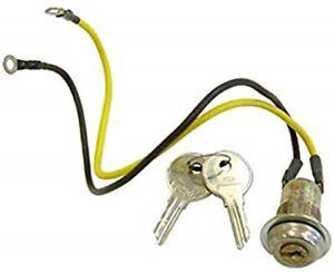 8N3679C Ford Massey Ferguson Massey Harris Key Switch NAA,NAB,2N,8N,9N,2000,TO20