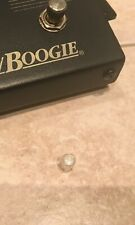Mesa Boogie Mark IV Footswitch LED light cover amplifier White