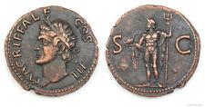 Roman Æ come di Agrippa (Caligola nel nome di Agrippa)