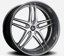 """22"""" INCH LEXANI FORGED LT-105 WHEELS FORD MUSTANG"""