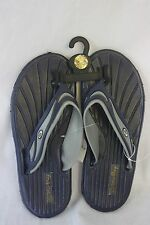Sandals STAR Bay Sandals Navy &  Silver Rubber NEW SZ 7