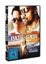 DVD *  PAIN & GAIN - Mark Wahlberg , Dwayne Johnson - Pain and Gain # NEU OVP +