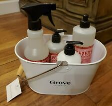Mrs Meyers Limited Edition Peppermint Seasonal 5 Piece Cleaning Set New! GROVE