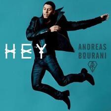 CD Album Hey von Andreas Bourani Auf uns anderen Wegen Nur in meinem Kopf NEU