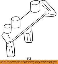 FORD OEM-Brake Master Cylinder 2L1Z2140CB