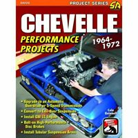 New Chevelle Performance Projects 1964-1972