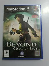 BEYOND Good And Evil PlayStation 2 ps2 pal España  COMPLETO