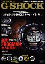 26th Anniversary Book The Book of G-Shock