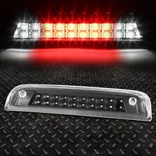 [2-ROW LED]FOR 14-18 SILVERADO SIERRA THIRD 3RD TAIL BRAKE LIGHT REAR CARGO LAMP