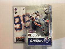 McFarlane Toys Wayne Gretzky figure 2005 Edmonton Oilers NHL Legends Series 2