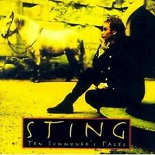 Sting CDs Greatest Hits in German