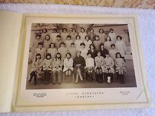 photo de classe Lycée Bonaparte Toulon année scolaire 1965-1966