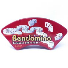 Bendomino Game Dominoes With A Twist!