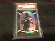 RUSSELL WILSON -  2012 Topps Chrome RED ZONE ROOKIE REFRACTOR  PSA 10 - SEAHAWKS
