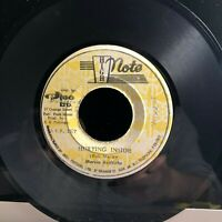 "Bob Marley Marcia Griffiths - Hurting Inside   1st Press   7"" 45 Vinyl=EX+ (D)"