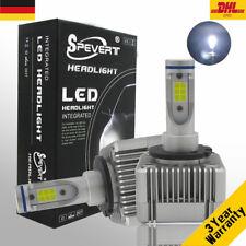 2x 55W D1S D3S LED Auto Scheinwerfer Kit Birnen Lampen Weiß für BMW Benz VW Audi