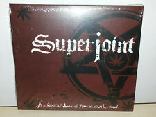 SUPERJOINT RITUAL - A LETHAL DOSE OF AMERICAN HATRED - DIGIPAK CD