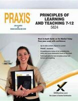Praxis Principles of Learning and Teaching (7-12) 5624, Paperback by Wynne, S...