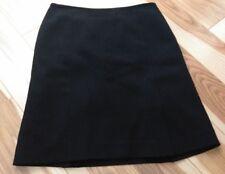 Liz Claiborne Black Lined Short Skirt Women's Petite Size 2