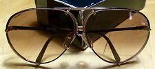 Vintage CARRERA PORSCHE DESIGN 1980s Sunglasses Lunettes 5623 47 130 Tortoise