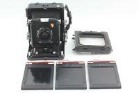 **Exc+++++** Wista 45SP Film Camera w/ Nikkor-w 150mm F/5.6, Cut film x3