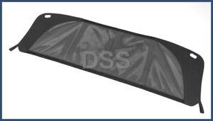 Genuine Smart Car Cabrio Wind Deflector Protector Plastic C453 (16+) 4538600074
