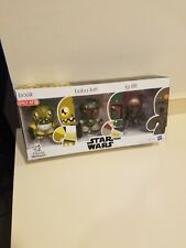 Star Wars Bossk Boba Fett IG-88 Exclusive Mini Mighty Muggs Figure 3 Pack Target
