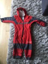 Oakiwear Trail/Rain Suit Red 4T