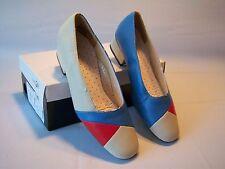 Vintage Euroflex Slip On Heels Women's Size 7