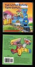 Little Engine That Could - Watty Piper - NEW - Picture Puzzle Board Book - NIP