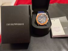 Emporio Armani watch AR5864 Authentic New Box With Tags