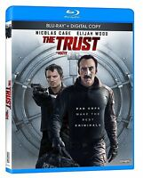The Trust (Blu-ray Disc, 2016, Canadian)