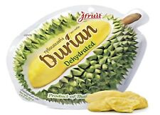 Dried Durian Fruit Snack Good taste Picnic-Travel Snack Product of Thailand