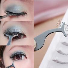 Useful False Eyelashes Extension Applicator Remover Clip Tweezers Nipper Tool