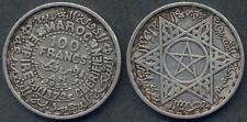 MOROCCO 100 Francs 1953 AG  (VF)