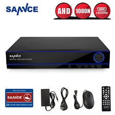 SANNCE 16CH HD 1080N H.264 Home Video Record DVR for Surveillance Camera System