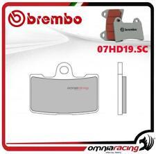 Brembo SC Pastiglie freno sinterizzate anteriori per Buell XB12S lightning 2009>
