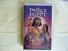 The Prince of Egypt (VHS, 1999, Clamshell)  NEW Factory Sealed