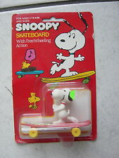 Snoopy-Scateboard  Modell in Box -Auto   in Box- (chic)Set 4