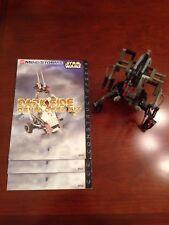 LEGO Star Wars Mindstorms Dark Side Development 9754 Battle Droid & 3 Manuals